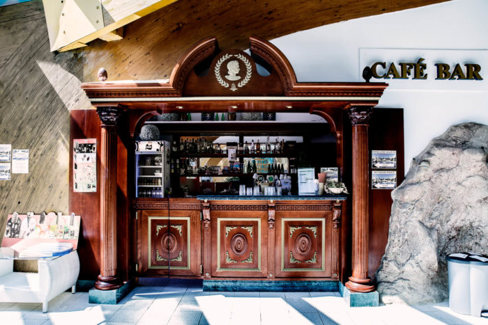 Hotel Aphrodite – Cafe Bar